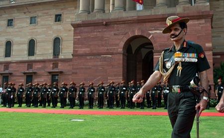 Tướng Dalbir Singh Suhag. Ảnh: CFP
