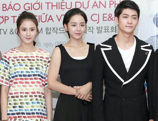 Các diễn viên Hàn Quốc tham gia bộ phim
