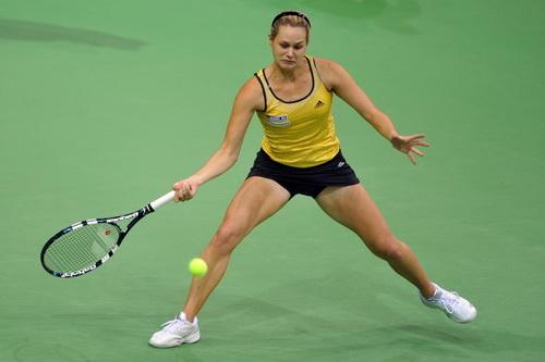 Jana Cepelova làm nên kỳ tích trước tay vợt số 1 thế giới