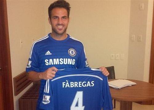 Chelsea với tân binh Fabregas sẽ trở thành thế lực đáng sợ hơn?