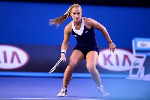 Cibulkova thi đấu đầy quyết tâm ở trận chung kết