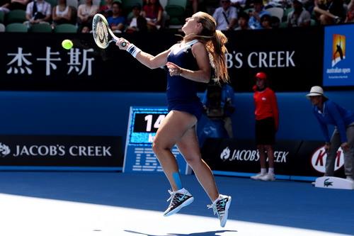 Cibulkova càng đánh càng hay, xứng đáng giành quyền vào chơi trận chung kết