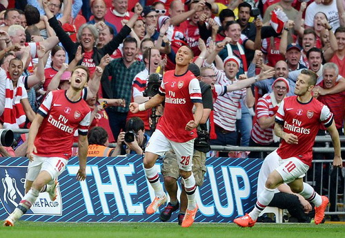 Ramsey, Gibbs, Wilshere sẽ gánh vác trọng trách trong cuộc tái thiết ở Arsenal