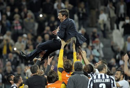 Antonio Conte và đỉnh cao Serie A thứ ba