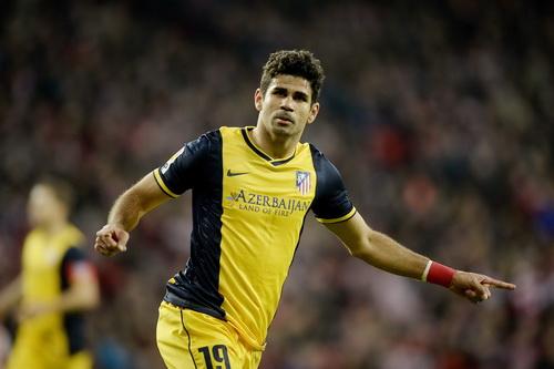 Diego Costa tiếp tục