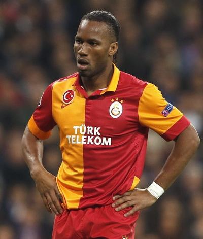 Didier Drogba - Tài năng lớn của bóng đá Bờ Biển Ngà