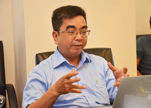 PGS-TS Nguyễn Ngọc Điện – Phó Hiệu trưởng Trường ĐH Kinh tế - Luật – ĐHQG TP HCM