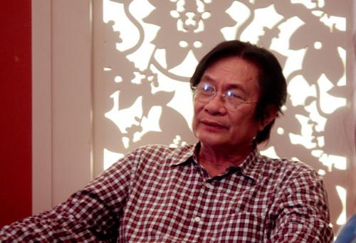 Nhạc sĩ Dương Thụ. Ảnh: Yến Anh