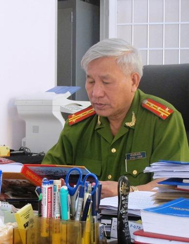 Đại tá Lê Quốc Phấn, Giám thị Trại giam K1-Cái Tàu