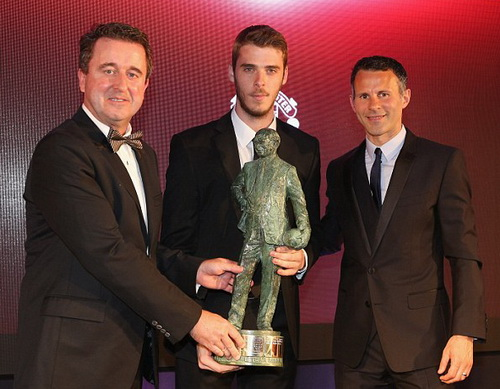 David De Gea - Cầu thủ xuất sắc nhất năm