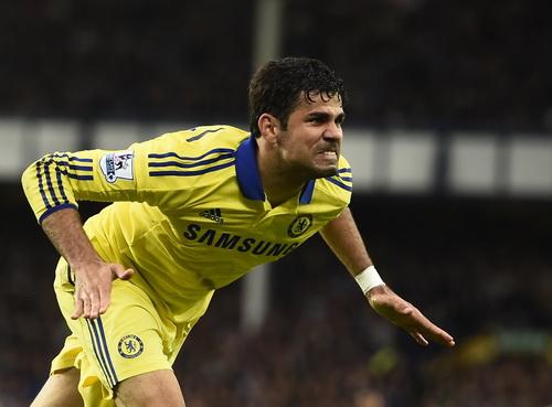 Hung thần Diego Costa làm mưa làm gió ở Premier League