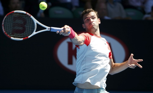 Dimitrov không vượt qua nổi bản lĩnh đàn anh Nadal