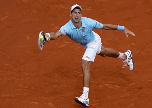 Djokovic thắng ván đầu tiên nhưng để cho Nadal ngược dòng thành công