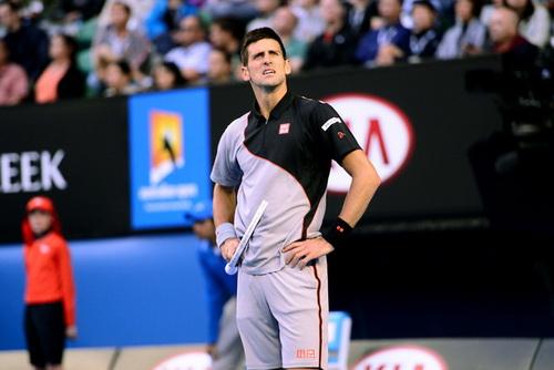Djokovic không tin vào thất bại sau 4 giờ so tài