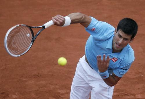 Djokovic thắng trận ra quân khá nhàn hạ