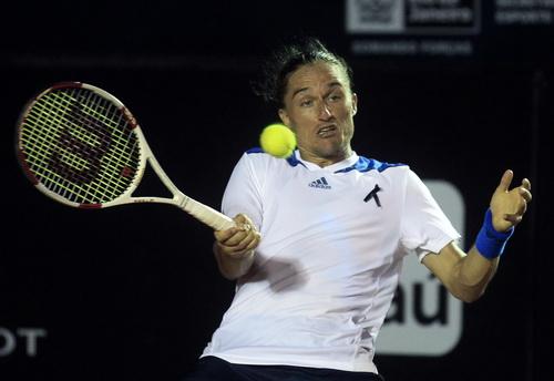 Dolgopolov chấp nhận thất bại trước tay vợt số 1 thế giới