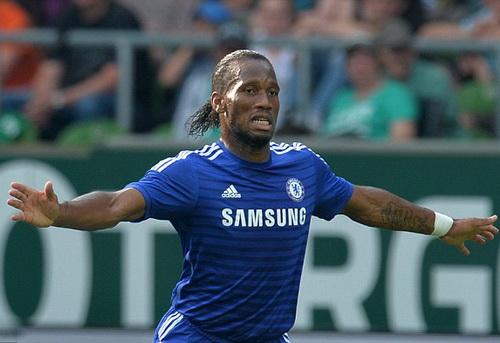 Voi rừng ra sân nhưng Chelsea không cải thiện nổi thế công
