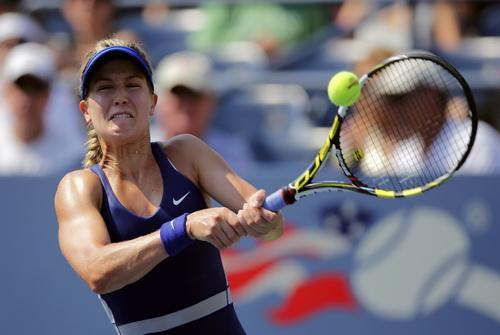 Eugenie Bouchard dừng bước ở vòng 4