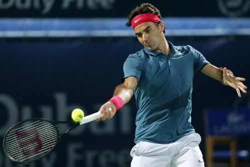 Lối chơi của Federer ít tốn sức nhưng ngày càng hiệu quả hơn