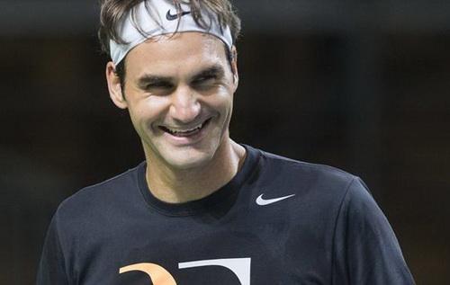 Roger Federer không lo lắng trước khả năng bị Ferrer soán vị trí thứ 4