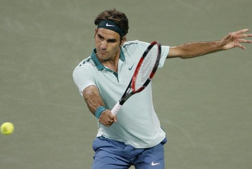 Tàu tốc hành Federer vào chung kết