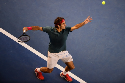 Federer chính thức trở lại