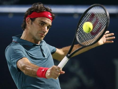 Federer thi đấu trận hay nhất trong gần hai năm qua
