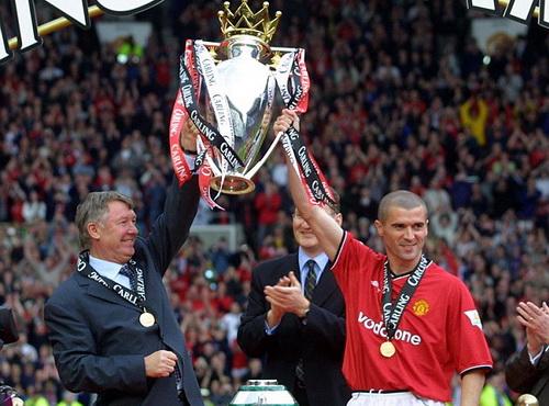 HLV Ferguson có công đưa Roy Keane lên hàng ngũ ngôi sao