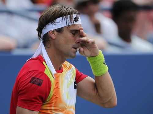 David Ferrer chia tay giải Mỹ mở rộng