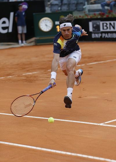 David Ferrer vào chung kết ATP Hamburg