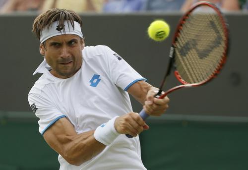 David Ferrer giành quyền vào tứ kết Qatar Open
