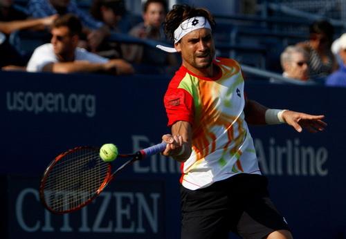 David Ferrer có chiến thắng đầu tiên ở cụm giải châu Á