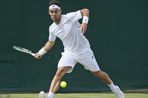 Fabio Fognini - Gã trai xấu của Wimbledon 2014