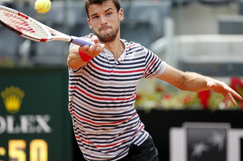 Dimitrov rút lui khỏi giải đấu ở Washington vì cảm cúm