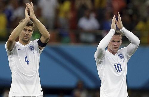 Cuộc chuyển giao quyền lực ở đội tuyển Anh sẽ thuộc về Rooney?