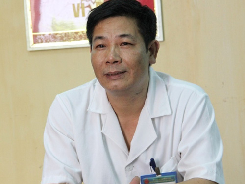 Ông Nguyễn Trí Liêm
