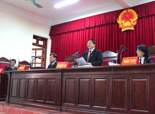 HĐXX tuyên hủy án sơ thẩm, điều tra lại vụ án