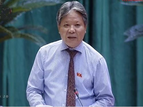 Bộ trưởng Hà Hùng Cường cho biết qua kiểm tra phát hiện 312 văn bản trái pháp luật - Ảnh chụp qua màn hình