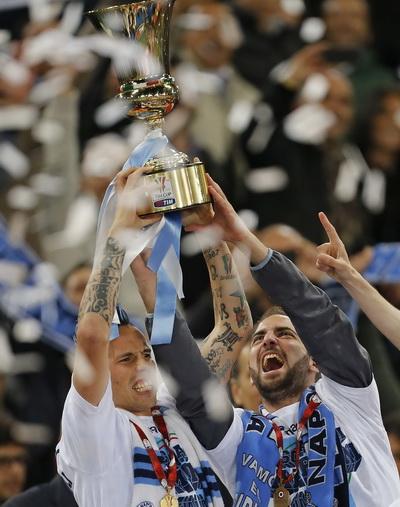 Gonzalo Higuain không còn khát vọng cống hiến cho Napoli đang sa sút