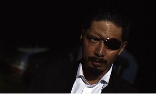 Bình Minh trong phim Hiệp sĩ mù