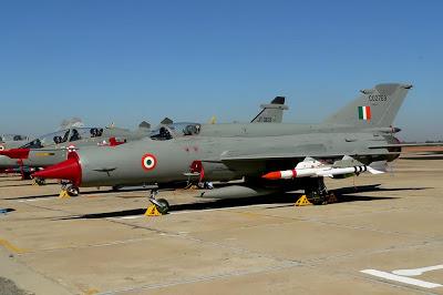 Máy bay chiến đấu MiG-21. Ảnh: Asian-Defence