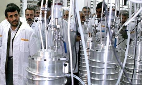 Iran đã loại bỏ cơ sở làm giàu uranium nhạy cảm nhất theo thỏa thuận tạm thời về hạt nhân. Ảnh: Reuters