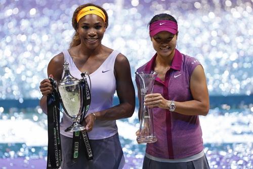 Giành ngôi á quân WTA Istanbul 2013
