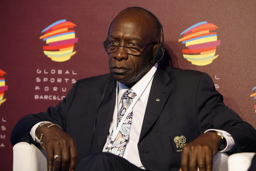 Cựu ủy viên FIFA Jack Warner