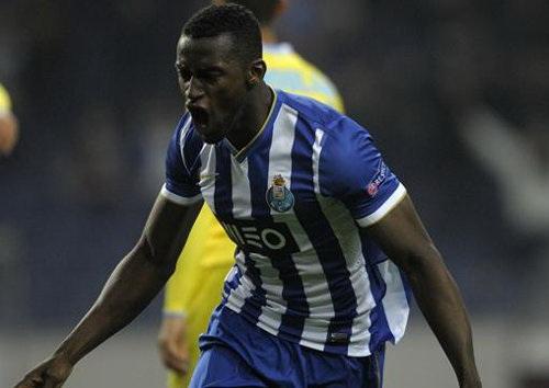 Jackson Martinez là tiền đạo chủ lực của Porto
