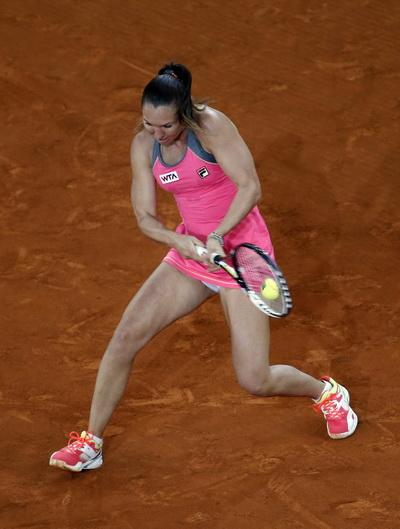 Jelena Jankovic bại trận