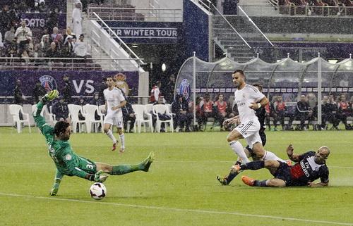Jese lập công cho Real Madrid