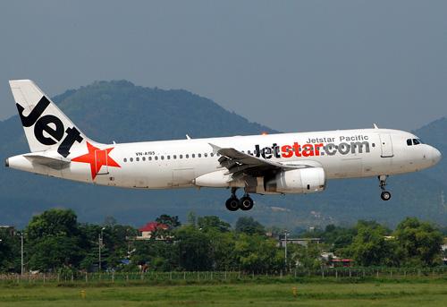 Máy bay Jetstar Pacific đã mất liên lạc với kiểm soát viên không lưu trong 4 phút khi hạ cánh xuống sân bay Vinh - Ảnh minh họa