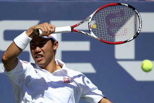 Kei Nishikori - biểu tượng mới của quần vợt nam châu Á