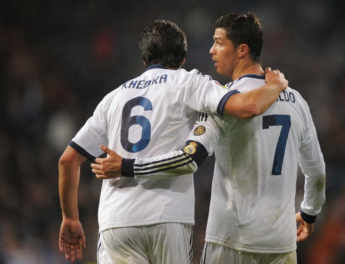 Sami Khedira không còn chỗ dung thân ở Real Madrid